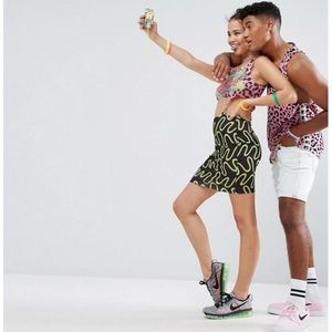 Asos MTV 80s pretty woman buckle dress 4